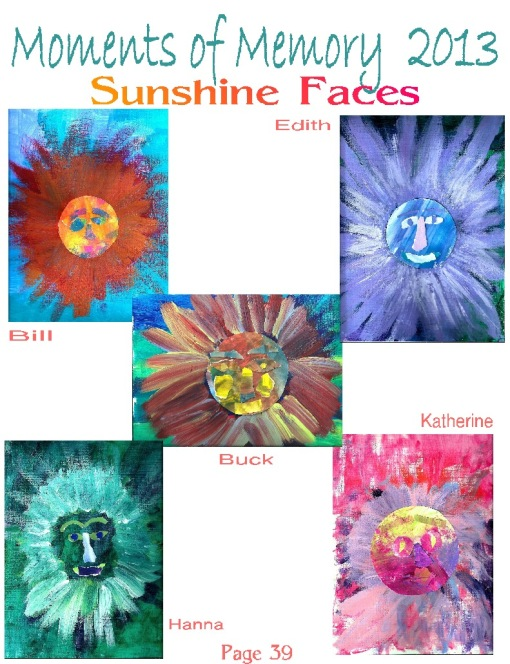 MOM gallery 39 Sunshine Faces for web