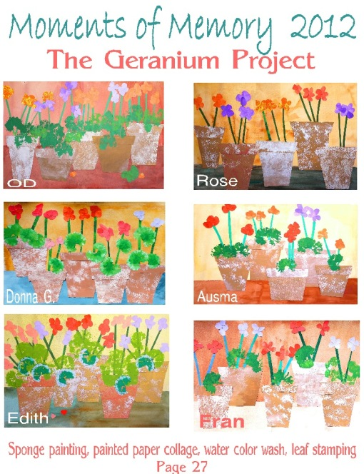 MOM gallery pg 27 Geranium Project for web