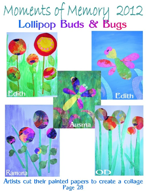 MOM gallery pg 28 Lollipop Buds & Bugs for web