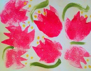 Artown Dee tulips
