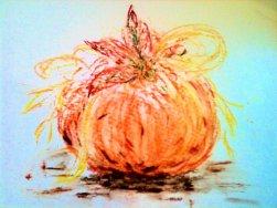 Pumpkin Chiko pastels, SE