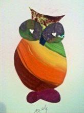 Betty's Sassy Owl