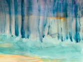 Blue Forest by Kathy D.